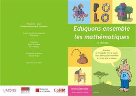 Eduquons ensemble les mathématiques avec Polo le lapin