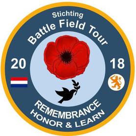 Stichting Battle Field Tour 2018