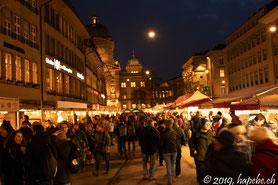 "Zwiebelmarkt ""Zibelemärit"" Bern"