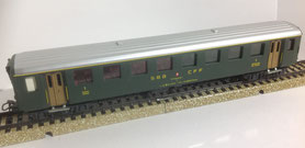 SBB Personenwagen 4038 CHF 28.00 (2011)