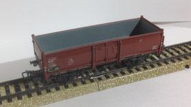 offener Güterwagen 862226 der DB (BO997) CHF 24.00 (2001)