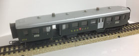 SBB Personenwagen 4015 CHF 28.00 (2013)