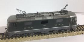 Flm Re 4/4 II der SBB - 11156 CHF 450.00 (1008)
