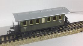 Märklin 4040 Personenwagen 4051 2.Kl CHF 19.00 (2009)