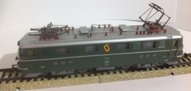 SBB Ae 6/6 Bern 11414 CHF 115.00 (1002)