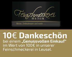 Heiser Feinschmeckerei, Delikatessen, Alsfeld-Leusel