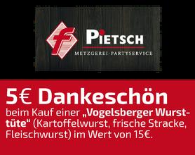 Schlachterei Pietsch, Alsfeld