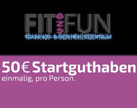 50 EURO Startguthaben, Fit und Fun, Alsfeld, Lauterbach