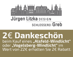 Jürgen Litzka Design, Schlosserei Greb, Alsfeld
