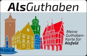 Guthabenkarte für Alsfeld, Gutschein schenken