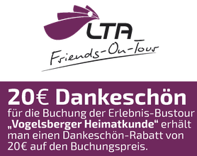 20 EURO Dankeschön, LTA Touristik, Lerch Touristik Alsfeld