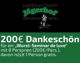 Landgasthaus Jägerhof, Lauterbach-Maar