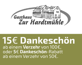 Gasthaus Zur Hardtmühle, Alsfeld