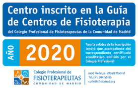 Colegio Profesional Fisioterapeutas