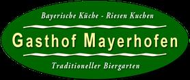 Gasthof Mayerhofen - Logo