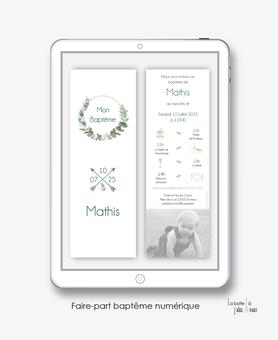 faire-part baptême garçon numérique-faire part baptême digital-faire part numérique-pdf imprimable-pdf numérique-faire part connecté-bohème-chic-fleche-faire part à imprimer soi-même-faire-part à envoyer par sms-mms-à envoyer par mail-réseaux sociau