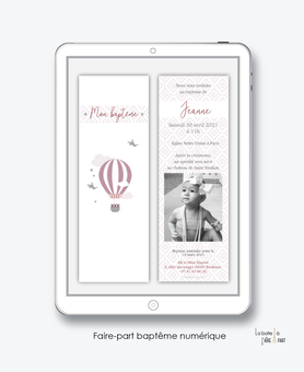 faire-part baptême numérique-electronique-faire part baptême digital-faire part numérique-pdf imprimable-pdf numérique-faire part connecté-montgolgière-nuage-faire part à imprimer soi-même-faire-part à envoyer par sms ou mms-faire-part à envoyer par mail