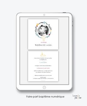 faire-part baptême garçon numérique-faire part baptême digital-faire part numérique-pdf imprimable-pdf numérique-faire part connecté-croix couronne-église-faire part à imprimer soi-même-faire-part à envoyer par sms msm-faire-part à envoyer par mail