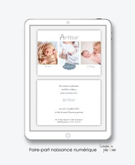 faire-part naissance garçon numérique-faire part digital-faire part numérique-imprimable-pdf numérique-faire part connecté-nuage-photos-faire part à imprimer-faire-part à envoyer par sms-mms-par mail-réseaux sociaux-whatsapp-facebook