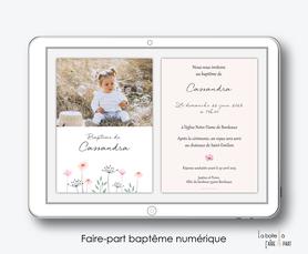 faire-part-baptême-fille-numérique-faire-part-baptême-électronique-faire-part-numérique-pdf-imprimable-pdf-numérique-faire-part-connecté-bouquet-de-fleur-champêtre-faire-part-à-imprimer-faire-part-à-envoyer-par-sms-mms-par-mail-par-réseaux-sociaux