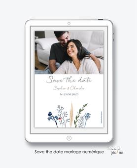 faire-part-mariage-numérique-faire-part-mariage-digital-faire-part-numérique-faire-part-mariage-electronique-faire-part-à-envoyer-par-mms-par-mail-réseaux-sociaux-whatsapp-facebook-messenger-jardin-de-fleurs-pampas-bohem-bouquet champêtre-minimaliste