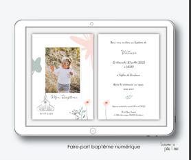 faire-part-baptême-fille-numérique-faire-part-baptême-électronique-faire-part-numérique-pdf-imprimable-pdf-numérique-faire-part-connecté-bouquet-de-fleur-eglise-polaroid-faire-part-à-imprimer-faire-part-à-envoyer-par-sms-mms-par-mail-par-réseaux-sociaux