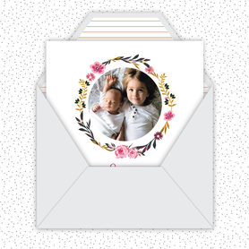 faire-part naissance fille numérique-faire part naissance digital-faire-part digital --pdf numérique-faire part connecté-couronne champêtre-marguerite-pivoine-format carré-A imprimer-faire-part à envoyer-mms- faire-part à envoyer par mail-réseaux sociau
