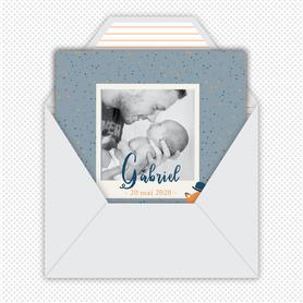 faire-part naissance garçon numérique-faire part électronique-faire part numérique-imprimable-pdf numérique-faire part connecté-petit renard chapeau-faire part à imprimer soi-même-faire-part à envoyer par sms-mms-par mail-réseaux sociaux-whatsapp-facebook