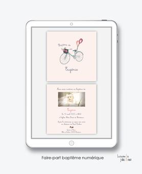 faire-part baptême fille numérique-faire part baptême digital-faire part numérique-pdf imprimable-pdf numérique-faire part connecté-vélo-champetre-ballon-faire part à imprimer soi-même-faire-part à envoyer sms mms-à envoyer par mail-réseaux sociaux