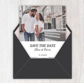 Save the date mariage gif animé- Save the date mariage virtuel-Save the date mariage digital-Save the date mariage numérique animé-électronique-à envoyer via les réseaux sociaux-whatsapp-facebook-messenger-mms-Photo-chic-moderne-