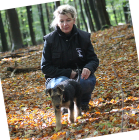 Susanne Airedale vom Dassendal