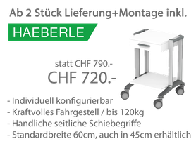 Praxisbedarf, Haeberle