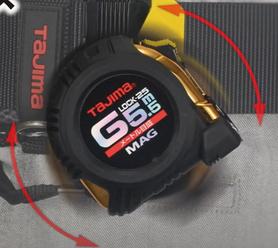 タジマ 回転セフG7ロックマグ爪限定品