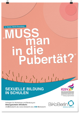 Posterkampagne: BoKo Berlin, von Andreas Ruthemann