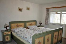 Kastnerhof Ferienhaus Schlafzimmer