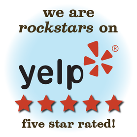 Five star review on yelp, simply clean pressure washing & window cleaning.
