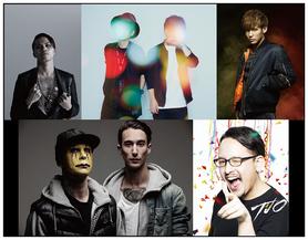 【GAIA stage】 DJ:Teru(Crossfaith)、80KIDZ(DJ SET)、KSUKE MODESTEP(DJ SET)、TJO