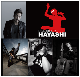 【WHITE stage】 DJ:Koie(Crossfaith)、ハヤシヒロユキ(POLYSICS) KenKen(RIZE)、KYONO(WAGDUG FUTURISTIC UNITY)、OHNO(FLJ)