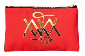 Kosmetiktasche rot, Stoff mit Sublimationsdruck. Rückseite und Ärmelbündchen sind schwarz aus 100% Baumwolle. Sehr lockerer Schnitt. Jedes Kleid wird einzeln in den USA hergestellt und bedruckt, wählen Sie daher ` sehr sorgfältig ` ihre Größe aus.