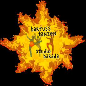 samstag abend in studio barada - barfusstanzen -  www.tanzwelten.xyz