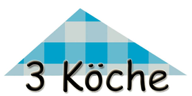 3 Köche - zeitmäßes Schulessen für Berlin und Brandenburg