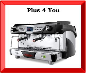 Astoria Plus 4 you / Espressomaschinen / Siebträgermaschinen / Gastro- Kaffeemaschinen / Hybrid Siebträgermaschinen