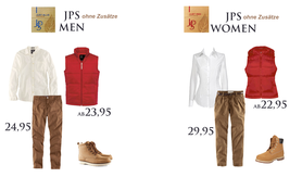 STYLING CONCEPT FOR JPS PROMOTION TEAM