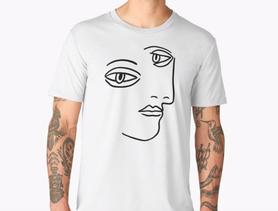 picasso tshirt
