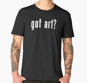 got art tshirt, art tshirt