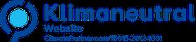 Siegel zur klimaneutralen Webseite zum kostenlosen lernen von Mathematik.