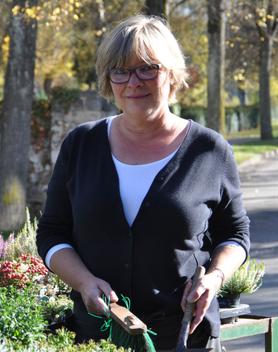 Das Grünschnabel-Team - Susanne Kelberg-Schuler ist seit 2001 Mitarbeiterin beim Grünschnabel.