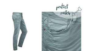Street One Low-Crotch Jeans Robin