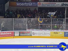 23.12.2017 HC Ambri-Piotta vs. HC Davos 0:3