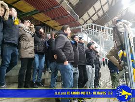 22.01.2019 HC Ambri-Piotta vs. HC Davos 4:2